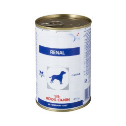 RC Renal wet food 410g can